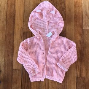 Carter's 9 month pink hoodie